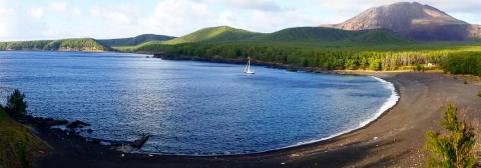 2018 Voyage to Pågan: Sailing Rubicon up the Northern Mariana Islands