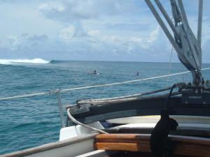 Good waves found!